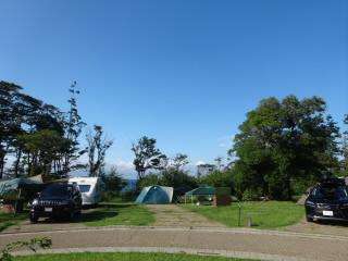 福井越前三国オートキャンプ場