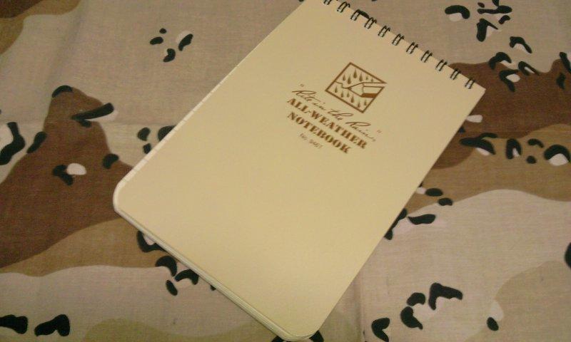 オールウェザーノートブック1