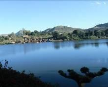 マダガスカル高地の山1