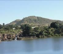 マダガスカル高地の山2