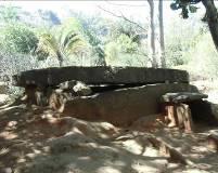 マダガスカルの古代のお墓
