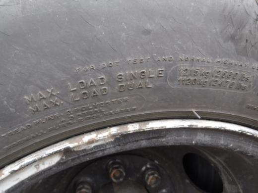 タイヤが古い (6)