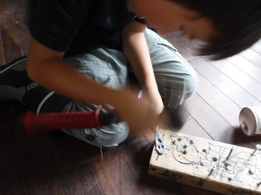 ルアー作成2 (2)
