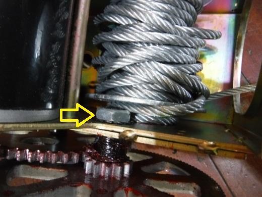 ポータブルウインチ修理 (11)