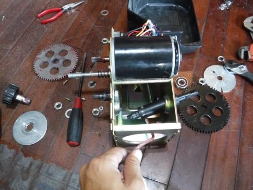 ポータブルウインチ修理 (18)