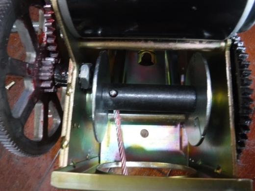 ポータブルウインチ修理 (22)