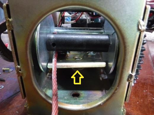 ポータブルウインチ修理 (23)