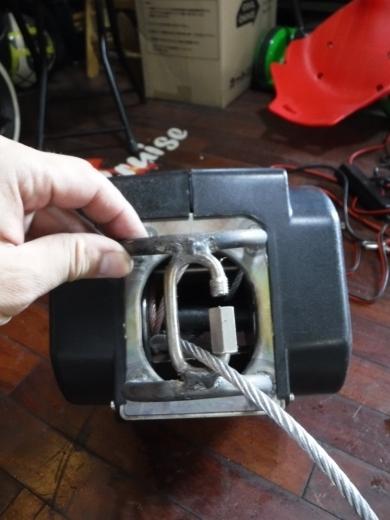 ポータブルウインチ修理 (41)