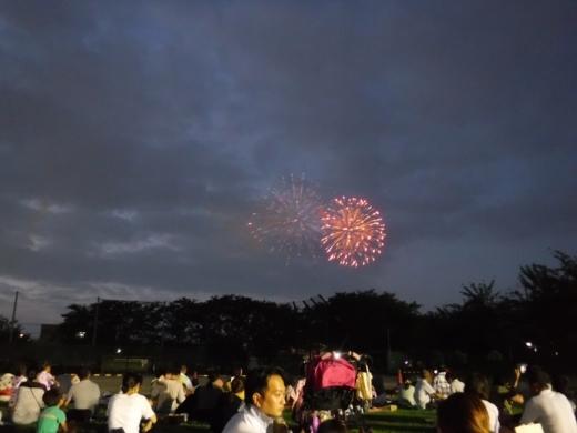 草加公園花火大会 (7)