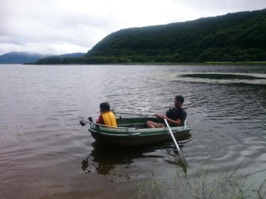 ボートのポジション (2)