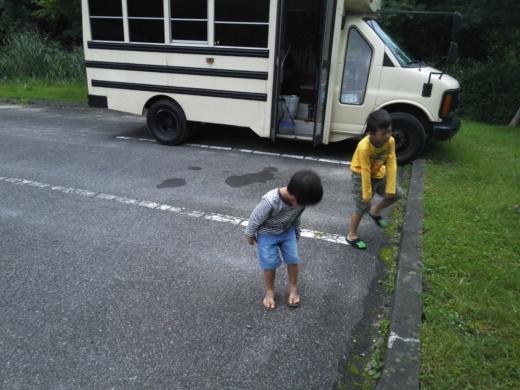 中禅寺湖に移動 (9)