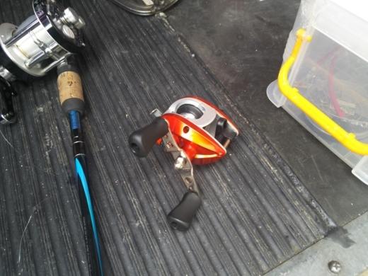 ①釣りの準備 (3)