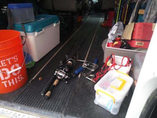 ①釣りの準備 (4)