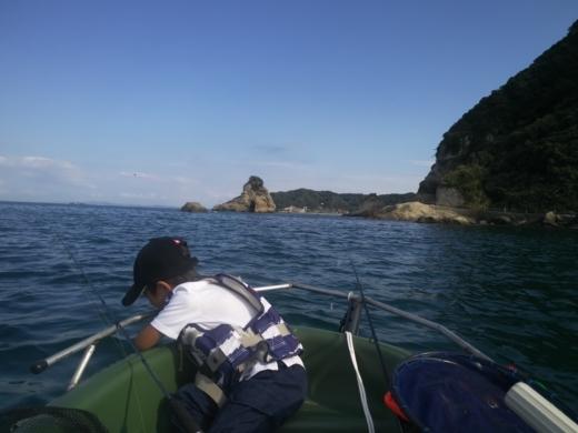 冨浦漁港で釣り (29)