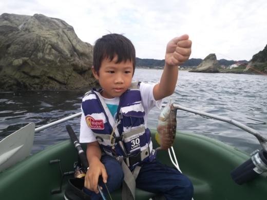 冨浦漁港で釣り (32)
