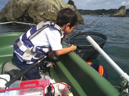 冨浦漁港で釣り (35)