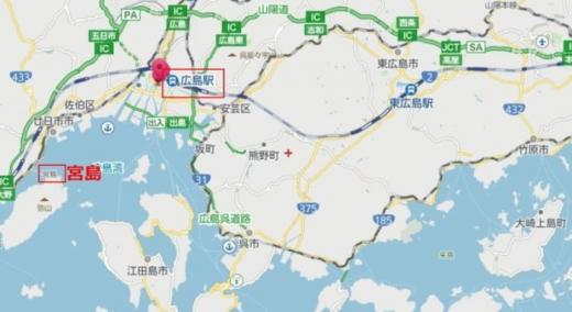 原爆広島県地図1