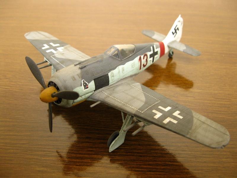 フォッケウルフ Fw190 A-5/U12