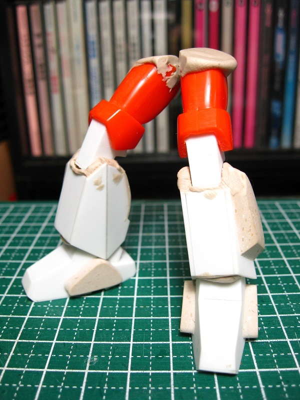 タカラ改造 1/35 ライトスコープドッグ ヌメリコフ機