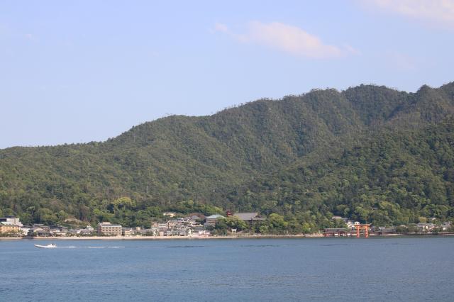 宮島フェリー2