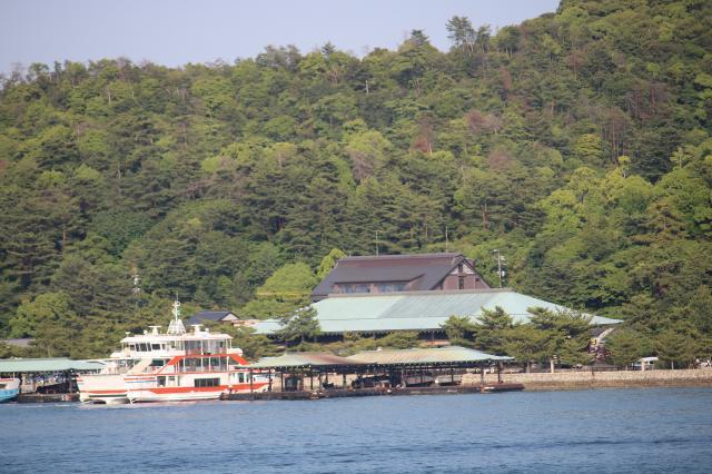 宮島フェリー3