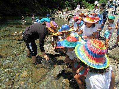 2017キャンプ川13