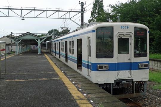 東武小泉線@西小泉駅