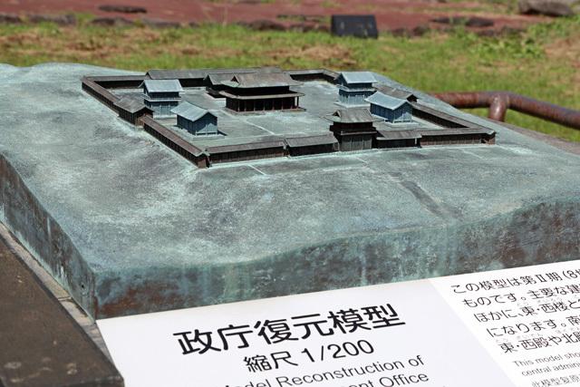 多賀城の模型