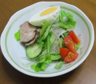 アスパラガス利用サラダ
