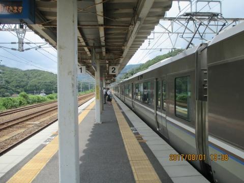 近江塩津駅
