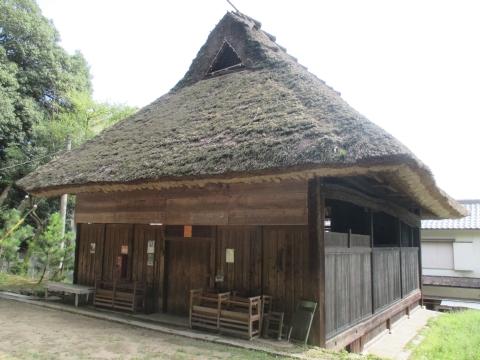 下谷上農村歌舞伎舞台