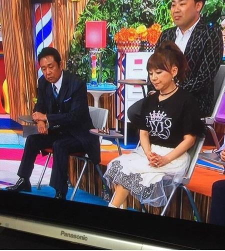 衣装にJYJTシャツ1