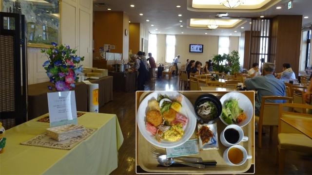 65ルートインホテル朝食バイキング