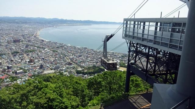 74函館山ロープウェイ