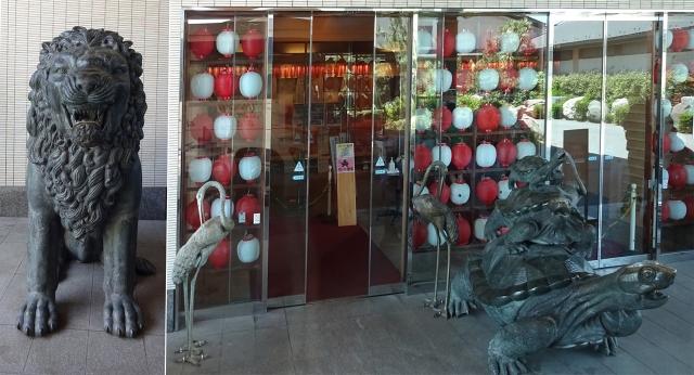 17竜宮城ホテル三日月入口
