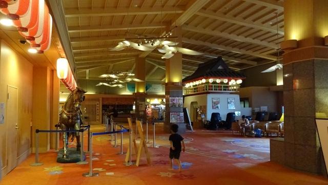 19竜宮城ホテル三日月ロビー2