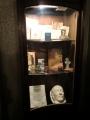 ブルガーコフの遺品とデスマスク