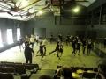 ロシア舞踊の授業②