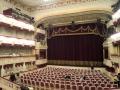 マールイ劇場の客席