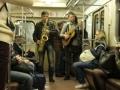 地下鉄のミュージシャン