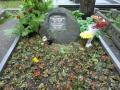 ブルガーコフのお墓