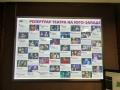 ユーゴザーパド劇場のレパートリー表