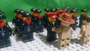 銀将軍と独立航空突撃大隊