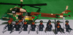 独立航空突撃大隊