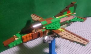 惨豪-27 飛行中