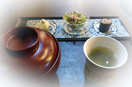 cafeあしび葉月膳1