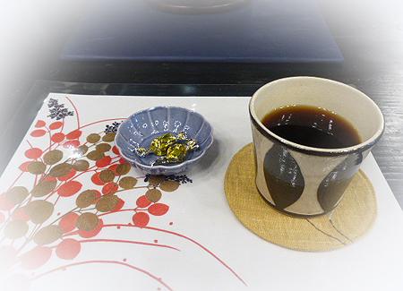 試飲珈琲・バリアラビカ