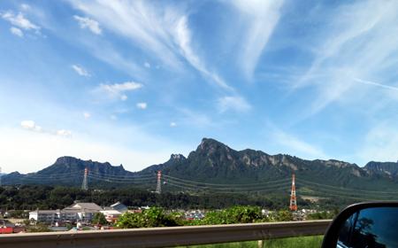 915妙義山
