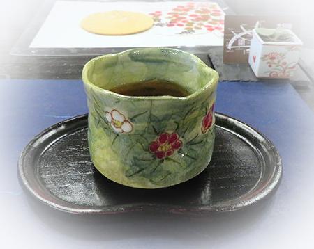 919試飲十穀茶ブレンド