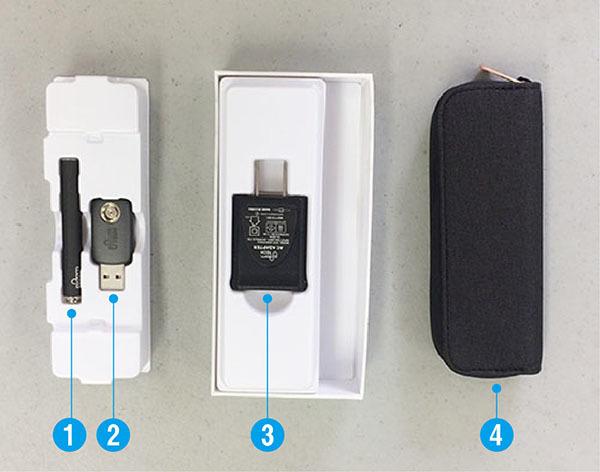 ploomtech プルームテック スターターキット キャリーケース バッテリー USBチャージャー 加熱式タバコ